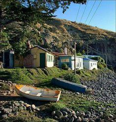 True kiwi 'bach' (North Island, and 'crib' (South Island)