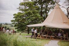 Papakata Tipi Wedding Swinton Bivouac Yorkshire Venue Emilie May Photography