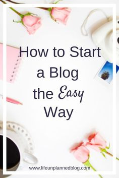 For those of you wondering where to begin... this is it. It doesn't have to be a headache to start your awesome blog. Learn how to start a blog the easy way here. And if you know anyone who's been thinking about starting a blog, this may just convince them that they should. Get the short cuts to everything from hosting and registering your domain to posting your first blog.  Check it out here >>>>