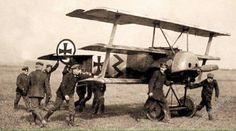 Fokker Dr.I, Ltn.d.R. Egon Patzer, Jasta 36, 1918