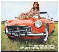 MGB 1971