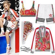 239 Best Layback style images | Rita ora adidas, Style, Fashion