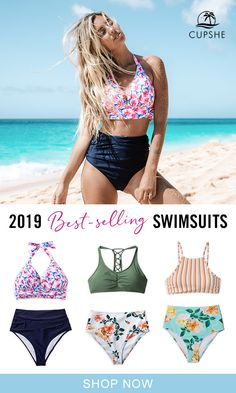 7dfe4386ee12a Cupshe best selling swimsuits are here! I know you cannot wait for having  nice time