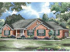 Eplans New American House Plan - Striking Exterior - 2096 Square Feet and 3 Bedrooms(s) from Eplans - House Plan Code HWEPL56356