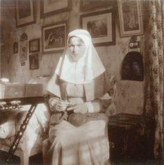 Olga - Tsarskoe Selo - 1914.
