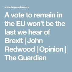 More Conservatives want to leave the EU than will admit it. Remaining will split the party – and the country – further My Opinions, The Guardian, Fine Art, Country, Face, Self, Rural Area, The Face, Country Music