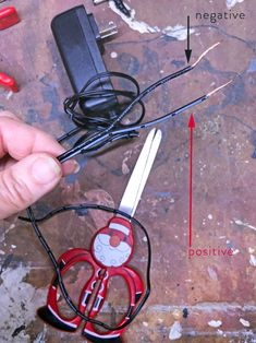 a Cordless Tool Battery That Won't Charge? You Can Fix That. Have a cordless tool battery that won't charge? You can fix that problem.The Battery The Battery refers to: Cordless Drill Batteries, Ryobi Battery, Power Tool Batteries, Cordless Power Tools, Battery Hacks, Battery Tools, Home Electrical Wiring, Electronics Basics, Diy Home Repair