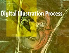 "Check out new work on my @Behance portfolio: ""Digital Illustration Process"" http://on.be.net/1McUSRR"