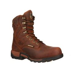 Georgia Eagle One Composite Toe Waterproof Work Boot Style #GBOT069