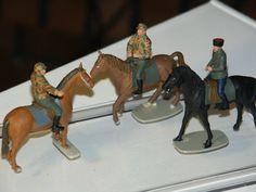 German Cavalry with Cossack defector.