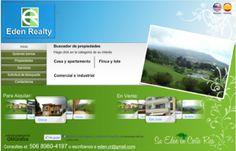Real Estate Web Site  Realizamos sitios web para empresas de real estate. Hacemos más amigable y atrayente a los clientes ver propiedades y contactarse. Además posicionamos la página con SEM y SEO