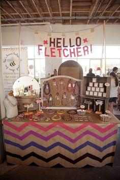 Scout Handmade + Vintage Market