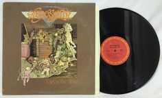 #Aerosmith Toys in the Attic #Vinyl Record Album Columbia JC-33479 1975 EX/VG+ LP