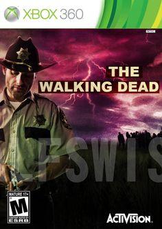 Walking Dead Xbox Game   Thread: The Walking Dead by HalfSwiss