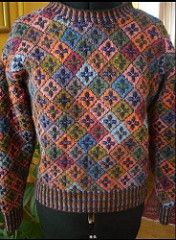 Is knitted, but could crochet similar Is knitted, but could crochet similar Ravelry: Kells Sweater pattern by Alice Starmore. This is simply spectacular! Fair Isle Knitting, Knitting Yarn, Hand Knitting, Motif Fair Isle, Fair Isle Pattern, Sweater Knitting Patterns, Knit Fashion, Pretty Outfits, Lana