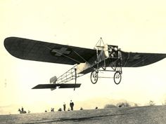 The Bleriot XI, a French monoplane that found great success before World War I, makes its first flight.