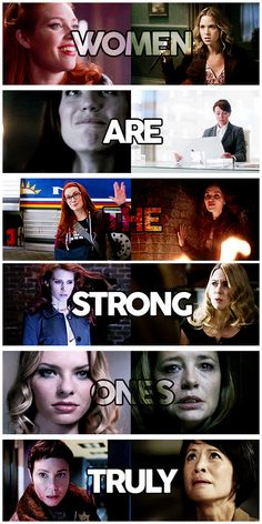 I'm pretty disappointed that only Jody and Charlie are left standing ... Dear SPN, stop killing off the ladies!