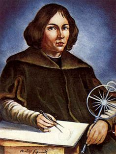 Nicolaus Copernicus Polish astronomer was a Renaissance astronomer and the first person to formulate a comprehensive heliocentric cosmology which placed the Earth from the center of the universe. Nicolas Copernic, Renaissance Memes, Precession Of The Equinoxes, Planet Order, Encyclopedia Of Philosophy, Canon Law, Natural Philosophy, Newtons Laws, Good Student