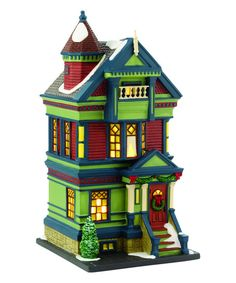 Enesco 755 Pacific Heights Limited-Edition Light-Up Figurine | zulily