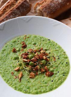 Recipe for pea soup