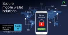 Want to offer your customers #Blockchain wallet solution? Meet us at #CongresoBancaDigital. Book a meeting: events@panamaxil.com #mwallet #Fintech