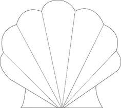 shell for mermaid costume