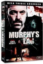 Recension av Murphy's lag - Säsong 3 med James Nesbitt, Michael Fassbenderoch Mark Womack