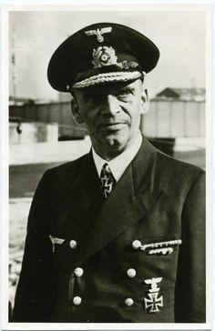✠ Otto Schniewind (14 December 1887 – 26 March 1964) RK 20.04.1940 Vizeadmiral Chef des Stabes der Seekriegsleitung und Chef Marine-Kdo.Amt im OKM