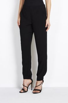 Shop the latest in women's clothing at Wallis. Choose from the latest styles of dresses, coats, tops, trousers, and petite. Tailored Trousers, Pajama Pants, Fashion Dresses, Wallis, Clothes For Women, Coat, Shopping, Black, Style