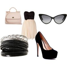 My style, created by samibear712 on Polyvore