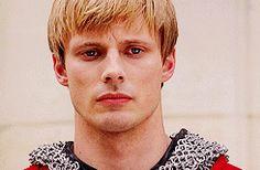 Arthur & Morgana parallels gif set.