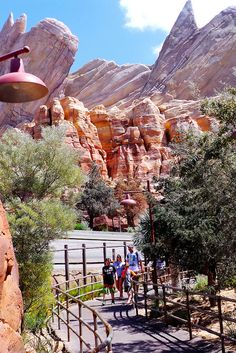 Carsland in Disney C