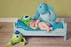23-geek-recién nacido-baby-fotos