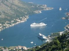 Cruise Port Atlas   Kotor, Montenegro Map   Location