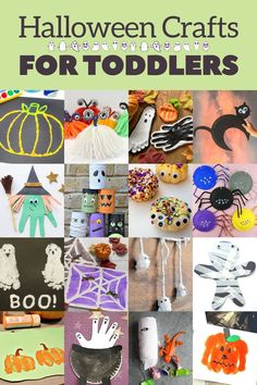 This is the best list of Halloween crafts for toddlers! If you are looking to have fun with your littles, try these awesome and easy craft ideas. Halloween Crafts For Toddlers, Toddler Crafts, Craft Tutorials, Craft Ideas, Happenings, Easy Crafts, Candy, Awesome, Holiday