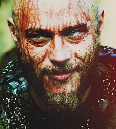 Ragnar  Vikings.  on the history channel.  Solid stuff.  We're (no, strike that, I'm) on Season Three.  Too much killing for Judith.