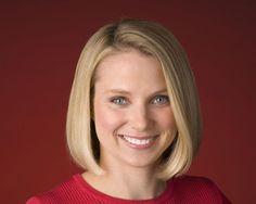 Marissa Mayer renuncia a su puesto en Google y se convierte en la CEO de Yahoo!  http://www.genbeta.com/p/70323