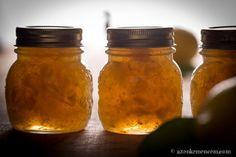 Citromlekvár - kezeletlen héjú citromból Mason Jars, Food And Drink, Healthy Recipes, Homemade, Chocolate, Baking, Drinks, Breakfast, Sweet
