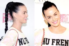 Katy Perry's Fancy Ponytail Is Our New Favorite Hairdo