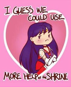 sailor moon pick up lines