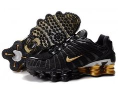 Nike Shox TL 1 Mens Running Shoes - Black Yellow - Wholesale Outlet Tag   Discount Nike Shox TL 1 Mens Running Shoes sale 1d4b8d0b6