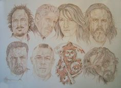 Sons of Anarchy juice Art | Sons Of Anarchy France