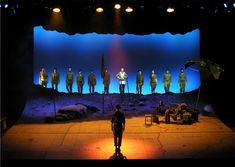 """GORODISH"" - Cameri Theatre Tel-Aviv, Israel, Dec 2014 written and directed by Hillel Mitelpunkt Sets          : Roni Toren Lighting    : Avi-Yona Bueno Costumes: Orna Smorgonsky Music       : Ori Vidislavsky"