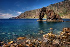 Roque de Bonanza, El Hierro, Islas Canarias, Spain