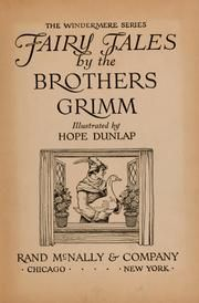 Grimms' complete fairy tales : Grimm, Jacob, 1785-1863 : Free Download & Streaming : Internet Archive