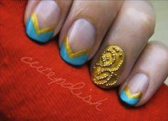 Disney Brave nail polish