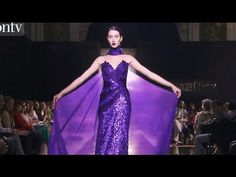 Georges Chakra Couture Fall/Winter 2012/13 FULL SHOW | Paris Couture Fashion Week | FashionTV
