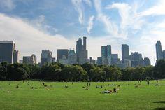 TOP Les parcs de New York ! One summer in Central Park