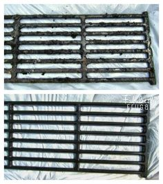 EASY Way to Clean Stove Burners & Grill Grates! | Fabulessly Frugal: A Coupon Blog sharing Amazon Deals, Printable Coupons, DIY, How to Extreme Coupon, and Make Ahead Meals