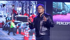 Baidu and Nvidia will use artificial intelligence to develop a self-driving car computing platform that uses cloud-based 3D maps.